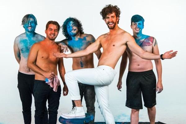 A banda brasiliense Lupa é uma das atrações em Goiânia (Inker Agência Cultural/Divulgação)