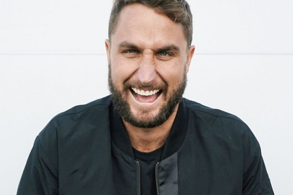 DJ australiano Fisher, sucesso nas pistas de todo o mundo (Mistura Fina/Divulgação)