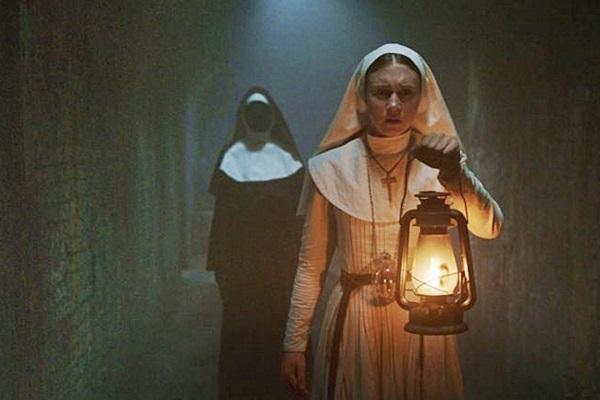 A freira traz personagem horripilante de A invocação do mal 2 de volta às telas (Reprodução/Internet)