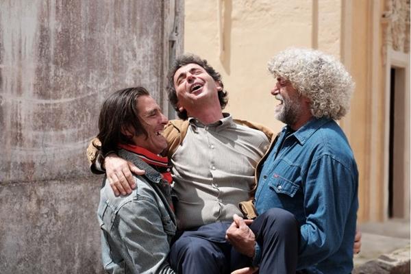 O filme italiano foi exibido na  8 1/2 Festa do Cinema Italiano (Reprodução/Internet)