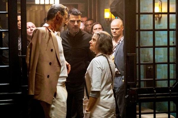 Cena do filme Hotel Artemis, uma das estreias da semana (Reprodução/Internet)