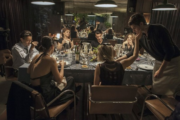 Elenco competente dá força a 'O banquete' (Reprodução/Internet)