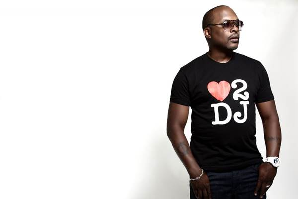 DJ Jazzy Jeff é a atração do Festival Makossa (Luv/Divulgação)