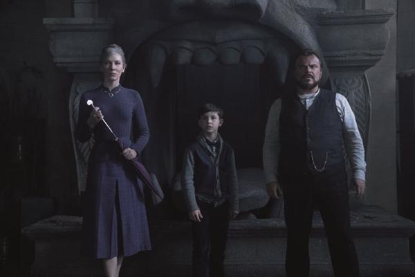 Cena do filme 'O mistério do relógio na parede' (Reprodução/Internet)