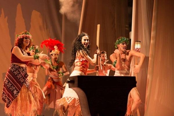 Depois de encantar no cinema, Moana chega aos palcos de Brasília (Arquivo pessoal/Divulgação)