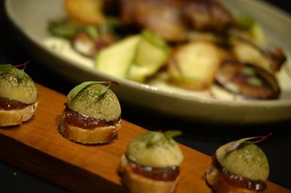 O pato é a sugestão no prato principal enquanto o ganso vem na forma do foie gras, na entrada (Carlos Vieira/CB/D.A Press)