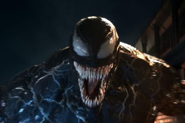 Tom Hardy criticou o corte final de 'Venom', filme protagonizado por ele  (Sony Pictures/Divulgacao)