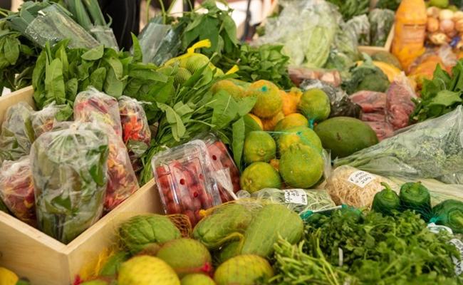 Opções gastronômicas saudáveis serão o ponto principal do mercadinho (Telmo Ximenes/Divulgação)