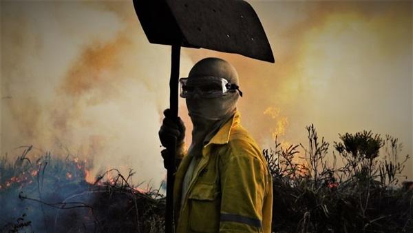 O curta-metragem 'Outro fogo' aborda a queimada que marcou a região da Chapada dos Veadeiros ano passado (Panorama Assessoria/Divulgação)