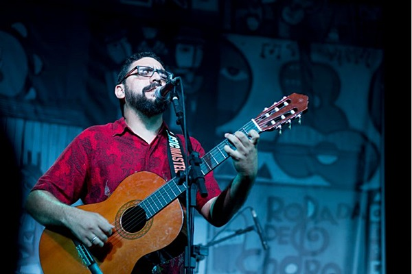 Compositor Alberto Salgado faz show amanhã na Mostra Sesc de Música (André Calvino/Divulgação)