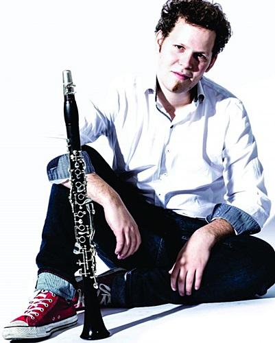 O clarinetista Markus Fellner toca com Bernhard Kaimbacher desde 2005 (DGBB/Divulgação )