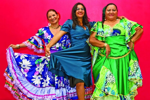 O flamenco também estará no 9º Festival de Dança Solidária de Brasília (Marcelo Dischinger/Divulgação)