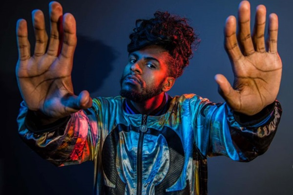 Rico Dalasam é um dos convidados do Favela Sounds (Henrique Grandi/Divulgação)