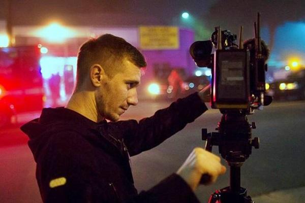 Bastidores de Sangue, câmera, ação, da plataforma de streaming Netflix  (Netflix/Divulgação )