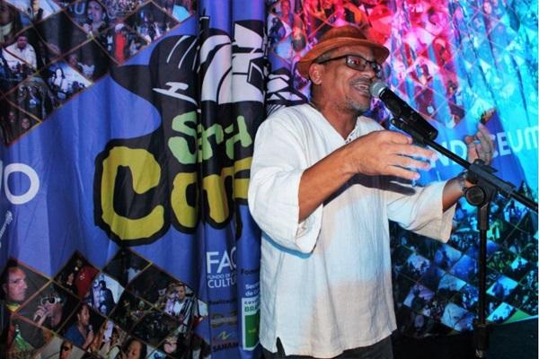 Poeta Cumpadi Ancelmo, da Romaria Poética (Ronald Marques/Divulgação)
