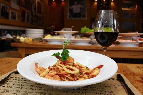 Pecorino Bar & Trattoria apresenta culinária italiana (Reprodução)