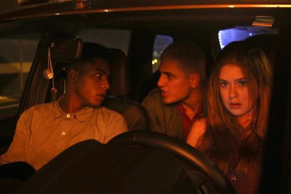 'Sequestro relâmpago' mescla situações de perigo, drama e comédia (Reprodução/Internet)