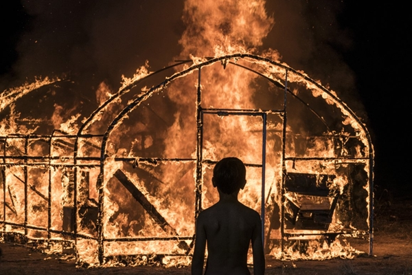 'Em chamas' é um dos destaques (Reprodução/IMDB)