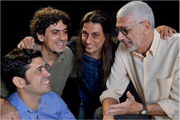 O Quarteto do Rio presta homenagem a Roberto Menescal (Paulo Rodrigues/Divulgação )