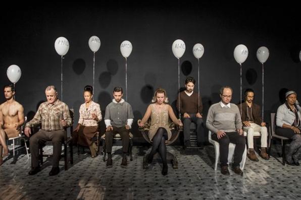 'Essa coisa chamada amor' estará em cartaz a partir de domingo, no Teatro Dulcina (Sartoryl/Divulgação)