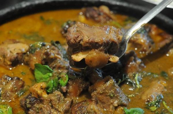 A rabada é um dos pratos de sucesso do restaurante Don%u2019Durica (Antonio Cunha/CB/D.A Press)