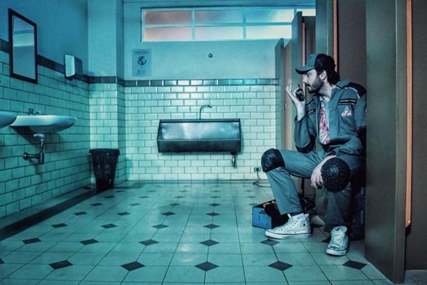 O filme é estrelado pelos humoristas Dani Calabresa, Danilo Gentili, Léo Lins e Murilo Couto (Pablo Vaz/Divulgação)