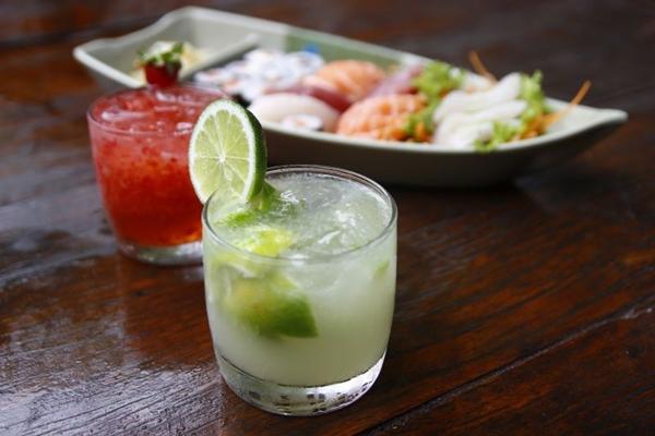 O restaurante Haná serve um happy hour especial até o fim de dezembro (Ariel Garcia/Divulgação)