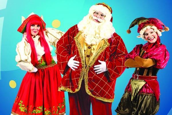 'Scrooge - Um conto de Natal' é a atração deste fim de semana no Brasília Shopping (DGBB/Divulgação)