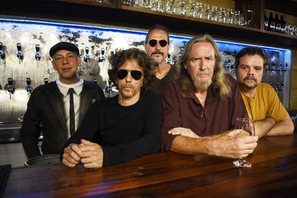 A banda Blues Etílicos fecha a programação de sábado no Ferrock (Ferrock/Divulgação)