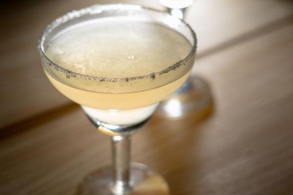 Drinques Margaritas, preparados pelo bartender Vitor Baravelli (Bruno Oliveira/Divulgação)