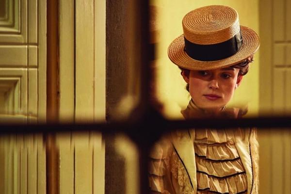 Keira Knightley parece ter sido feito sob medida para filmes de época (Reprodução/Internet)
