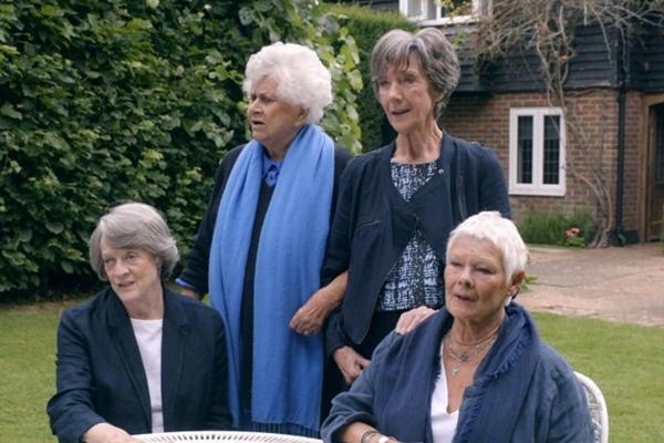 'Chá com as damas' junta quatro veteranas das artes (Reprodução/Internet)