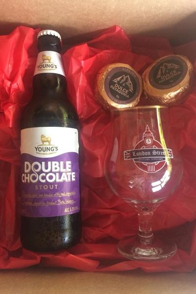 Kit de Natal da London Street Pub (Arquivo Pessoal)