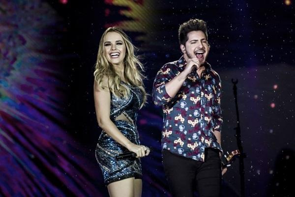 Dupla Thaeme e Thiago apresentará os sucessos da turnê 'Junto e misturado' (Fernando Hiro/Divulgacao)