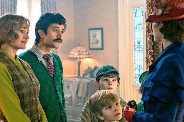 Adaptação da Disney tem quatro indicações ao Globo de ouro (Walt Disney Pictures/Divulgação)