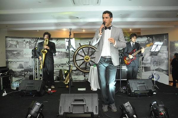 Sr. Gonzales e a Serenata Orquestra fará homenagem a Roberto Carlos (Edy Amaro/Esp. CB/D.A Press)