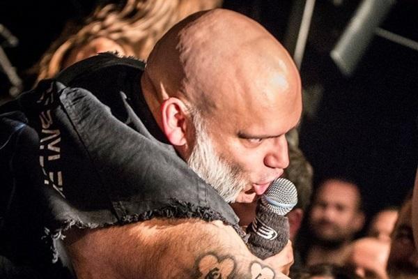 Blaze Bayley traz a Brasília show elogiado no festival Metal Singers, em São Paulo  (Facebook/Reprodução)