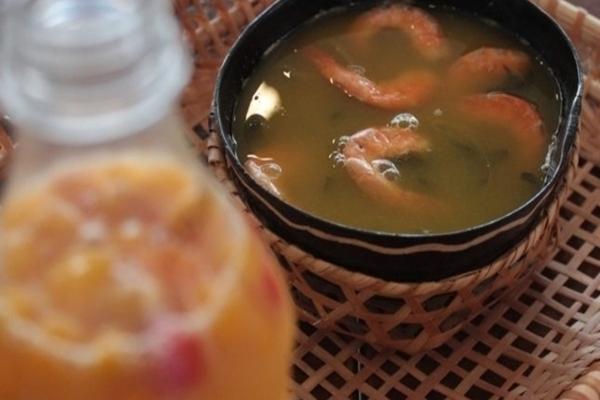 Tacacá faz sucesso no Restaurante Du Pará  (Marilia Lima/CB/D.A Press)