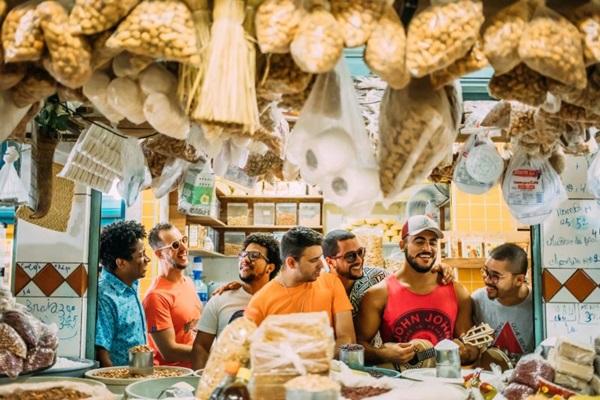 Grupo 7 na roda (Thaís Mallon/Divulgação)