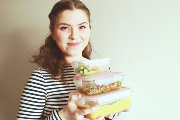 Nutricionista e cozinheira ensina a compôr lancheiras saudáveis e saborosas (Arquivo Pessoal)