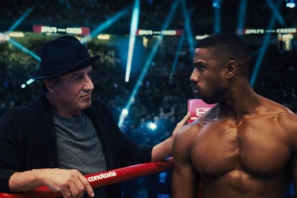 Sylvester Stallone volta ao personagem Rocky Balboa em Creed II (Reprodução/Internet)
