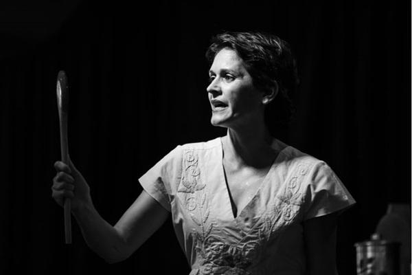 Lília Diniz participa da Romaria poética, no Sol Nascente (Joelma Bomfim/Divulgaçao)