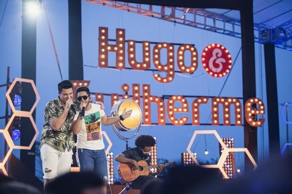 Uma das duplas sertanejas mais tocadas do momento, Hugo & Guilherme desembarcam em Brasília para show (Mauricio Antonio/Divulgação)