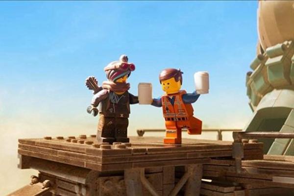 'Uma aventura Lego 2' é promessa de diversão para a criançada (Warner/Divulgação)