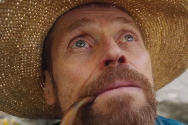 Willian Daffoe emociona como Vincent van Gogh em 'No portal da eternidade' (Diamond Films/divulgação)