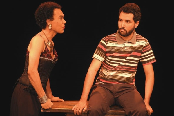 'Até que o amor nos separe' faz parte da programação do Brasília é um espetáculo (Cia Assisto porque gosto/Divulgação)