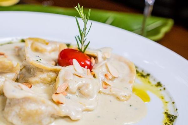 Os pratos do Limoncello inovam dentro das possibilidades que a culinária italiana oferece ( Felipe Menezes/Divulgação)