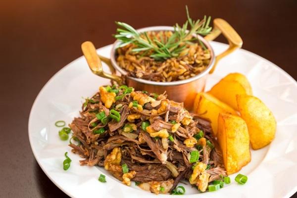O Empório Árabe reúne o melhor da gastronomia libanesa (Rener Oliveira/Divulgacao)