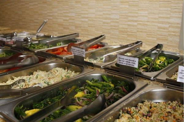 O Girassol é uma boa opção para quem prefere uma alimentação balanceada (Ana Rayssa/Esp. CB/D.A Press)