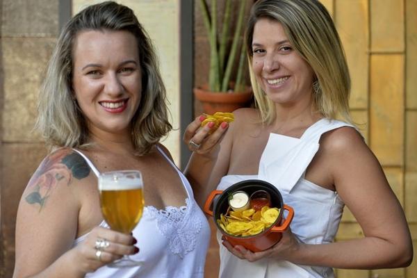 No Pinella, os pratos têm nome de mulher (Marcelo Ferreira/CB/D.A Press)